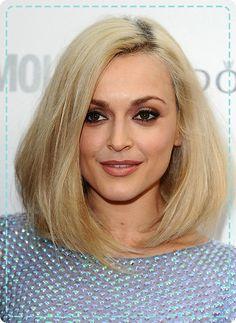 Fearne Cotton's gorgeous long blonde bob