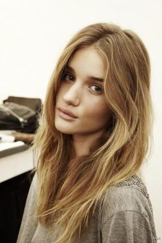 Natural dirty blonde or great stylist? // More on #hair dying via #DailyBeauty -- http://bit.ly/IxpEDr