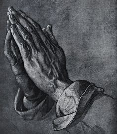 Albrecht Dürer is to art what Mozart is to music. And today is the anniversary of his birth. There's a lovely biography of D. In part Albrecht Dürer … Albrecht Durer Praying Hands, Albrecht Dürer, Value Drawing, Gravure Illustration, Renaissance Artists, Renaissance Paintings, Italian Renaissance, Biblical Art, Chiaroscuro