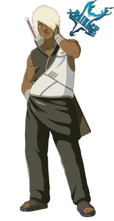 Darui Render Photo: This Photo was uploaded by xRAIKAGE. Find other Darui Render pictures and photos or upload your own with Photobucket free image and . Naruto Shippuden, Boruto, Black Anime Characters, Naruto Characters, Fictional Characters, Dragon Ball Gt, One Punch Man, Death Note, Anime Naruto