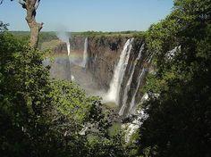 Victoria Falls, North America