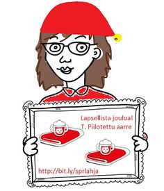 Jouluinen Johanna lähetti äitiyspaketteja katastrofialueille. Lapsenmielistä joulua sinullekin! :)