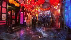 2D Shanghai 2020: Concept-art, 5518 Studios on ArtStation at https://www.artstation.com/artwork/YqO8Y