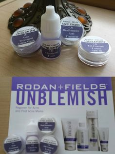 Other Health and Beauty: Rodan And Fields Unblemish Regimen (7 Day Sample) Steps 1+2+3+4 BUY IT NOW ONLY: $34.95 Rodan And Fields, Skin Makeup, Lotion, Health And Beauty, Hair, Ebay, Ideas, Lotions, Thoughts
