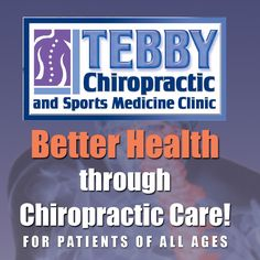 Tebby Chiropractic and Sports Medicine Clinic 8415 Pineville-Matthews Road Charlotte, North Carolina 28226 704-541-7111 #ChiropractorNearMe #CharlotteNCChiropractor