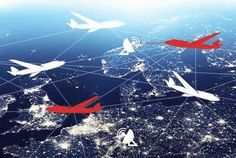 Know more about the high speed wireless airborne broadband network.
