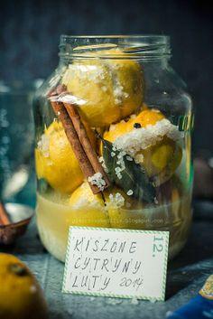 pieprz czy wanilia blog kulinarny: Ukiś sobie cytrynę!
