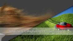 Whats New in VRayforC4D 1.8 - Hair and Fur Support