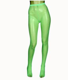 Private Island Party  - Green Fishnet Pantyhose 8046, $5.99    Nothing says sexy on St. Patrick's Day like wearing a pair of our green fishnet panty hose. These eye-catching accessories can be used to draw more attention to the hottest of St. Patrick's Day outfits, or worn with simple costumes for a more provocative appearance.    Spend your St. Patrick's Day beating drunks off with a stick, or draw the attention of a serious love interest.