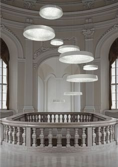 chandeliers by Manooi
