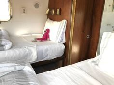 Hip Joshua Tree Desert Airstream.  Luxury Glamping
