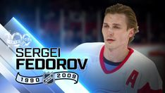 Sergei Fedorov: 100 Greatest NHL Players Two-way forward won three Stanley Cup titles with Red Wings, leads all Russians in assists, points