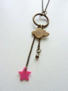 sautoir étoile