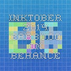 Inktober 2014 Barbudo on Behance
