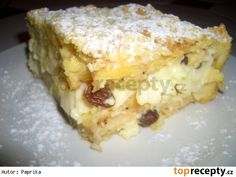Lasagna, French Toast, Goodies, Pie, Sweets, Cheese, Breakfast, Ethnic Recipes, Pastries