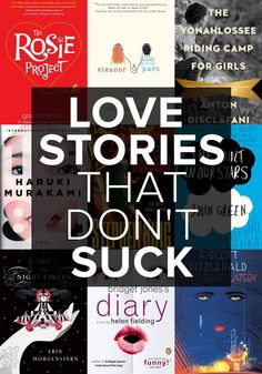 9 Romance Books For People Who Hate Romance Novels. I hate romance novels so maybe I'll try one of these / nerd / Nerdy / geeky / geek / books / book nerd / reading / book list Book Of Love, The Book, Reading Lists, Book Lists, Night Circus, Reading Rainbow, Reading Material, What To Read, So Little Time