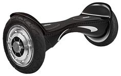 Skque X1L10 UL2272 Smart Two Wheel Self Balancing Electric Scooter with Bluetooth Speaker Black 10 ** Click on the image for additional details. This is an Amazon Affiliate links.
