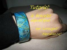 Tutoriel Bracelet Aquatique ( 1ère partie)