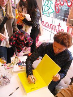 Le tour du monde anniversaire MilK : à Londres chez Stella McCartney !