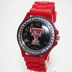 Game time! Texas Tech