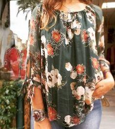 Blusa de otoño * Sunflower Más colores disponibles @Turkana_shop Bohemian inspired #new#blusas#otoño#nuevacoleccion#fashion#modabohemia#blouses#bohochic#folk#fashion#hippiechic#design#blusasboho#bohospirit#autumncollections#inspiracion#gypsystyle#lovely#Vibes#octubre#tops#demoda#Turkana_shop#folkstylebohemianblouese#newcollection#moda#outfitoftheday#freespirit#lovelife#bohogirl