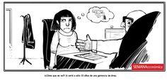 Sección de humor de Semana Económica: Cuello Blando