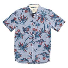 Boys Ripley Buttondown Shirt | Shop at Vans