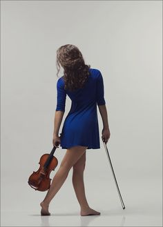 Claire McAdams Photography: Violinist's Senior Portraits