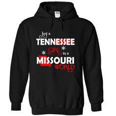 TENNESSEE-MISSOURI Girl 06Red - #shirt skirt #t'shirt quilts. HURRY => https://www.sunfrog.com/States/TENNESSEE-2DMISSOURI-Girl-06Red-Black-Hoodie.html?68278