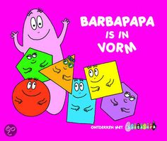 Barbapapa is in vorm - Annette Tison & Talus Taylor Bart Simpson, My Books, Family Guy, Comics, Reading, Fictional Characters, Museum, Educational Games, Colors