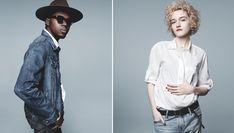 Theophilus London, Anna Calvi, & Ernest Greene for Gap Spring 2014
