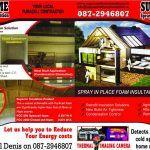 Spray Foam Insulation, Online Marketing, Supreme, Website