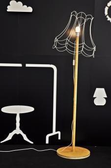 Naked lamp by Maszyna Kreacji
