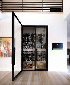 Modern Italian farmhouse showcases stunning interior details in Dallas Contemporary Stairs, Contemporary Apartment, Contemporary Home Decor, Contemporary Bathrooms, Contemporary Architecture, Contemporary Landscape, Contemporary Design, Style At Home, Zeitgenössisches Apartment