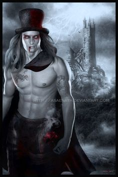 Symbolism! This image reminds me of the Dragyr in Pantheon of Dragons by Tessa Dawn: Vampiric dragons that feed on human blood, essence, and heat. (Image Source: Dark Fairy Fantasy Art | deviantART: More Like Dark Fairy by ~medieval-vampire121)