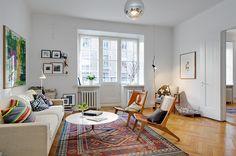 beautiful apartment via Alvhem Mäkleri & interior
