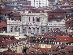 L'insoupçonnable beauté de #Turin #Italie