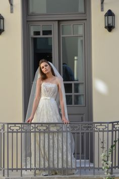 Anem Collections styleshooting in the heart of Athens! Dreamy bridal creations by Anna Anemomylou