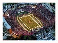 Faurot Field. Columbia, MO.