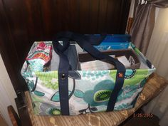 Large Utility Tote is great for so many things!