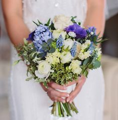 Fresh and full of Spring for a bride's bouquet at Goldsborough Hall March 2014. Flowers by Twisted Willow and photograph by Barnaby Aldrick Photography