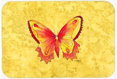 Found it at Wayfair - Butterfly Kitchen/Bath Mat