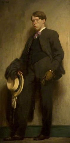 The Artist as a Young Man, William Orpen
