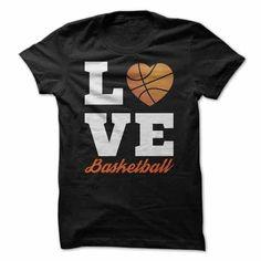 Love Basketball Funny T-Shirts & Hoodies