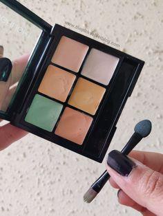 Maybelline MASTER Camouflage Concealer Palette - 01 Light | Review