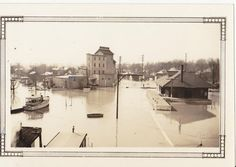 Zanesville ohio flood 1913