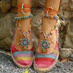 images of sandals | Pinned by Mary Casis Noles