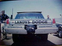 'Dandy' Dick Landy's Dodge