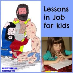 lessons in Job for kids