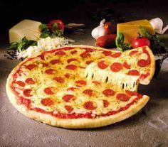 Pizza!!!! por Oswaldo Borges da Costa Filho